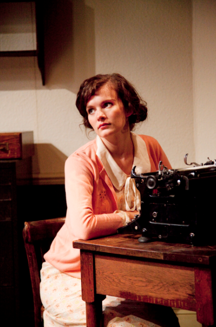 Emily Barber in Cornelius directed by Sam Yates